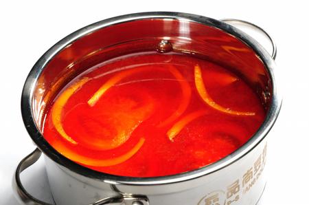 番茄罗宋锅